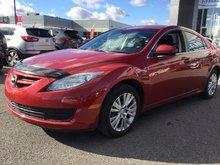 Mazda Mazda6 GS, JAMAIS ÉTÉ ACCIDENTÉ 2010 4 CYL, ÉCONOMIQUE!!