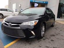 Toyota Camry SEULEMENT 9000KM, UN SEUL PROPRIÉTAIRE 2015 TOIT, CUIR,GPS,CAMÉRA DE RECUL, JAMAIS ACCIDENTÉ