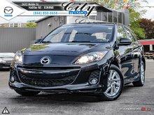 2013 Mazda Mazda3 GS-SKY TECH PKG