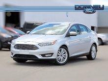 2015 Ford Focus TITANIUM/NAV/LEATHER/HEATED STEERING