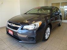 2014 Subaru Impreza TOURING AWD