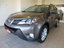 2014 Toyota RAV4 LIMITED + NAVI