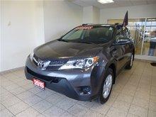 2015 Toyota RAV4 LE AWD Upgrade