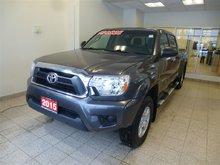 2015 Toyota Tacoma SR5 DBL CAB