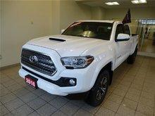 2016 Toyota Tacoma DBL CAB TRD UPGRADE PKG