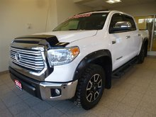 2015 Toyota Tundra LIMITED WITH LEATHER