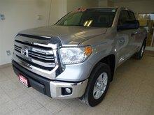 2016 Toyota Tundra SR5 PLUS DBL CAB 5.7L 4X4