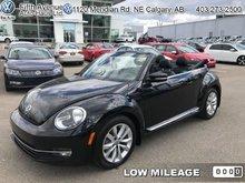 2013 Volkswagen Beetle 2.5 Highline  - Certified - $199.25 B/W - Low Mileage