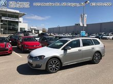 2017 Volkswagen Golf Sportwagon Comfortline