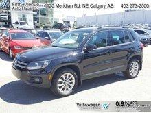 2015 Volkswagen Tiguan Comfortline  - Certified - $155.82 B/W