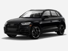 2019 Audi Q5 Progressiv Black Exterior, Black Interior