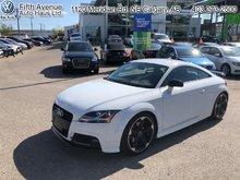 2015 Audi TT 2.0T quattro S Line  - $243 B/W
