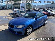 2015 BMW 2 Series M235i xDrive  - $269.61 B/W