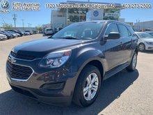 2016 Chevrolet Equinox LS  - Bluetooth -  Keyless Entry - $133 B/W