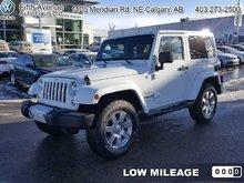2015 Jeep Wrangler Sahara  -  A/C - $237.95 B/W