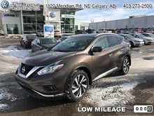 2017 Nissan Murano Platinum  - Sunroof -  Navigation - $234.60 B/W