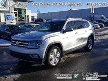 2018 Volkswagen Atlas Execline 3.6 FSI  - Certified - $330.88 B/W