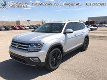 2018 Volkswagen Atlas Highline 3.6 FSI  - $333.58 B/W