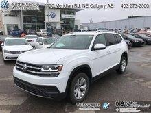 2018 Volkswagen Atlas Trendline 3.6 FSI  - Certified - $237.52 B/W