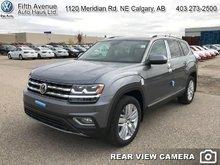 2018 Volkswagen Atlas Execline 3.6 FSI  - Navigation - $346.24 B/W