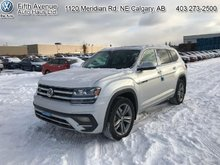 2018 Volkswagen Atlas Execline 3.6 FSI  - R-Line Package - $361.77 B/W