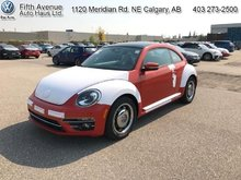 2018 Volkswagen Beetle Coast  - Style Package - $186.50 B/W
