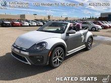 2018 Volkswagen Beetle Dune  - Navigation -  Sunroof - $221.68 B/W