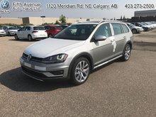 2017 Volkswagen GOLF ALLTRACK 1.8 TSI