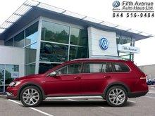2018 Volkswagen GOLF ALLTRACK Base  - $252.93 B/W