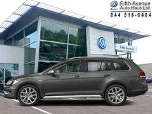 2019 Volkswagen GOLF ALLTRACK Execline Manual  - $273.21 B/W