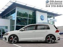 2018 Volkswagen Golf GTI Autobahn  - Certified - $231.00 B/W