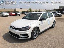 2018 Volkswagen Golf R Base  - $281.06 B/W