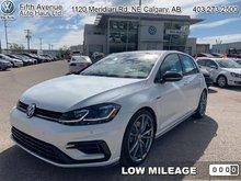 2018 Volkswagen Golf R Base  - Certified - $261.28 B/W