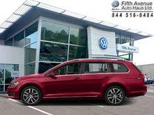2015 Volkswagen GOLF SPORTWAGEN 2.0 TDI Highline  - $232.94 B/W