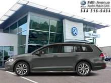 2018 Volkswagen GOLF SPORTWAGEN Comfortline DSG 4MOTION  - $199.58 B/W