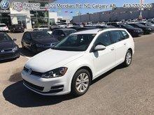 2017 Volkswagen Golf Sportwagon Trendline  - $169.72 B/W
