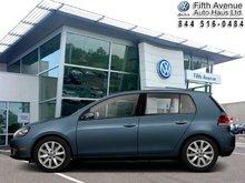 2011 Volkswagen Golf 2.0 TDI Comfortline  - $228.77 B/W
