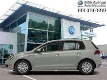 2013 Volkswagen Golf 2.5 Trendline  - Certified - $121.27 B/W
