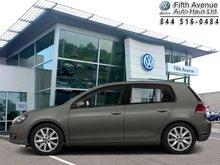 2013 Volkswagen Golf 2.0 TDI Highline  - Certified - $164.10 B/W