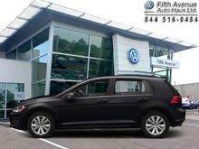 2015 Volkswagen Golf 1.8 TSI Trendline  - Heated Seats - $114.16 B/W
