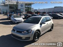 2016 Volkswagen Golf 1.8 TSI Trendline  -  Bluetooth - $132.12 B/W