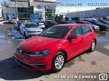 2018 Volkswagen Golf Trendline  - $161.96 B/W