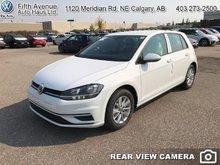 2018 Volkswagen Golf Trendline  - $162.19 B/W