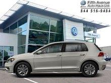 2018 Volkswagen Golf Trendline  - $154.02 B/W