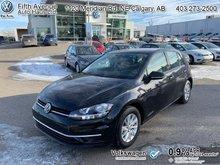 2018 Volkswagen Golf Trendline  - Certified - Bluetooth - $126.22 B/W