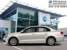 2014 Volkswagen Jetta 2.0 TDI Trendline+  - Certified - $149.48 B/W