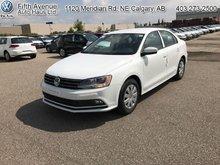 2017 Volkswagen Jetta Trendline +  - $149.35 B/W