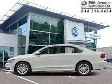 2016 Volkswagen Passat 1.8 TSI Comfortline  - Certified - $153.08 B/W