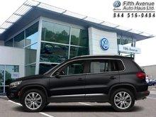 2014 Volkswagen Tiguan Highline  - Certified - $166.28 B/W