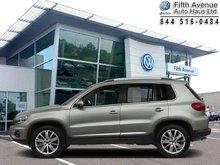 2014 Volkswagen Tiguan Comfortline  - Certified - $175.38 B/W